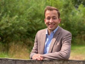 CEO Dick van Beek